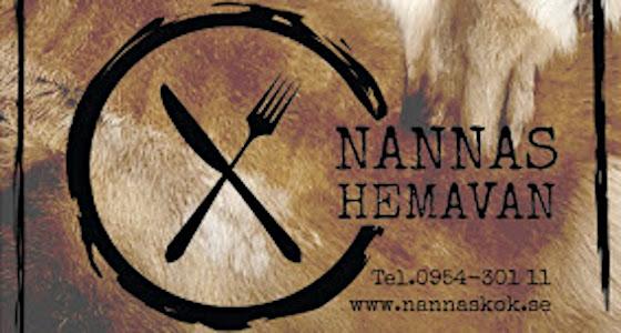 Nannas Kök & Bar Hemavan